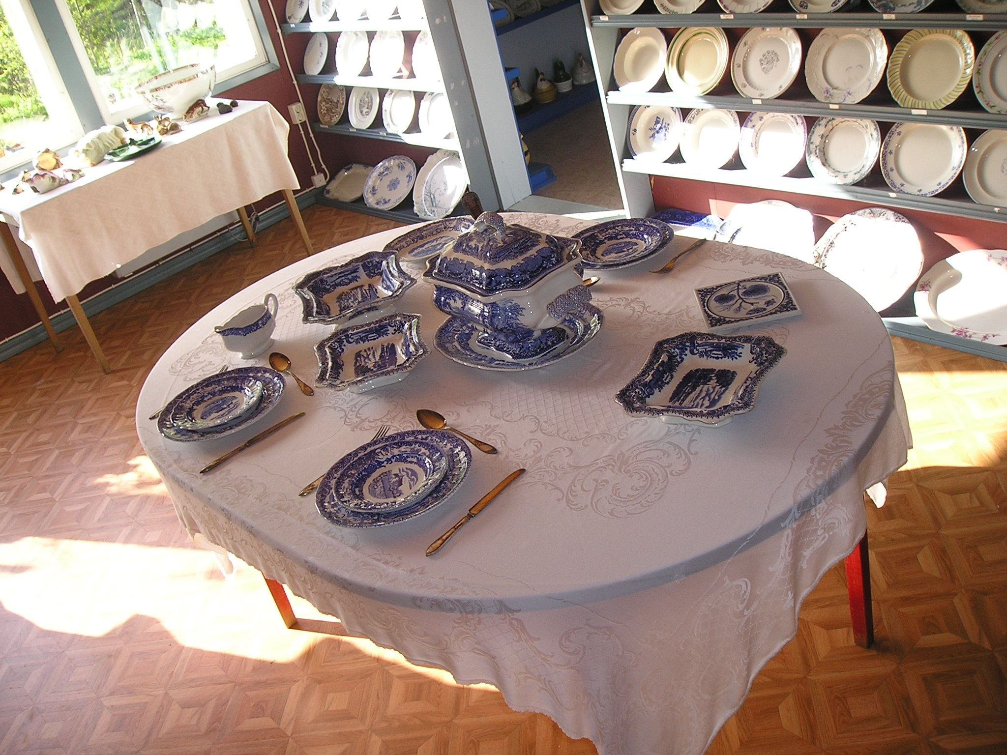 Porcelainmuséum Västerbotorp