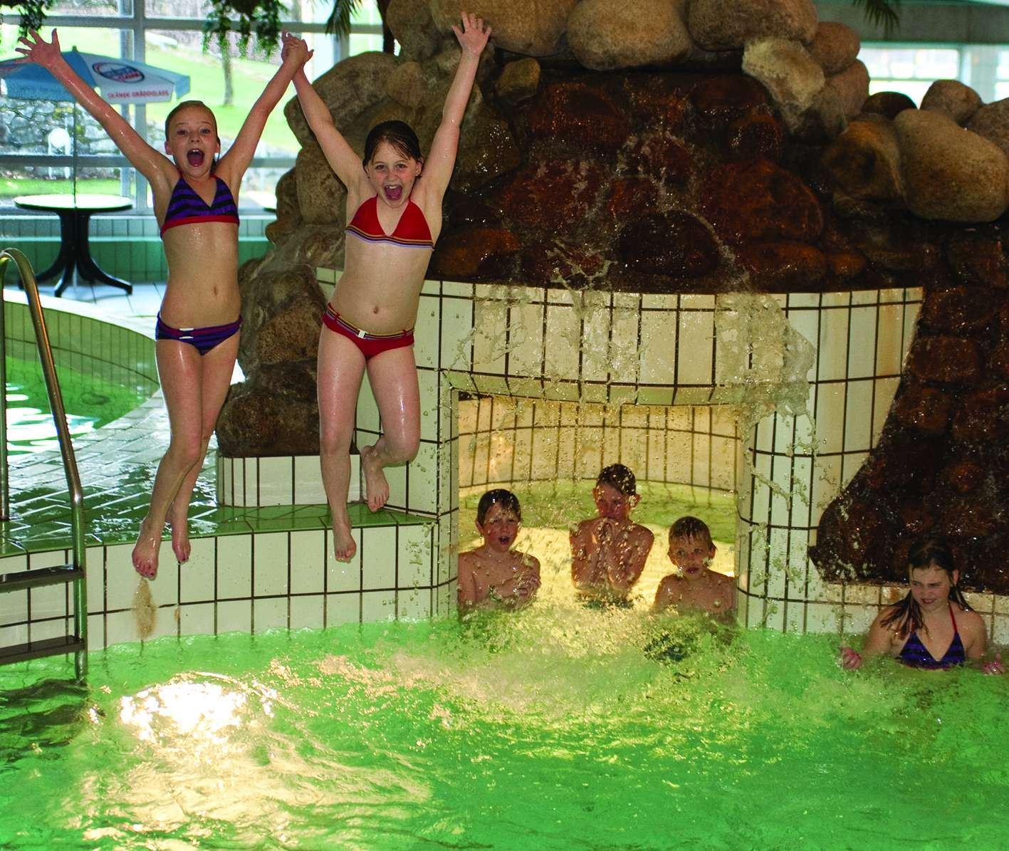 Medley - Vattenpalatset Kaskad