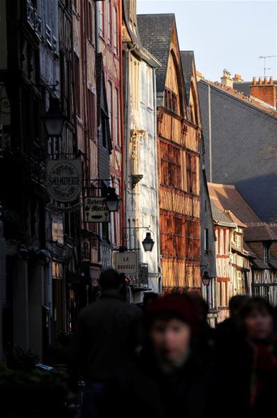 Partez, Découvrez...Rouen Impressionniste