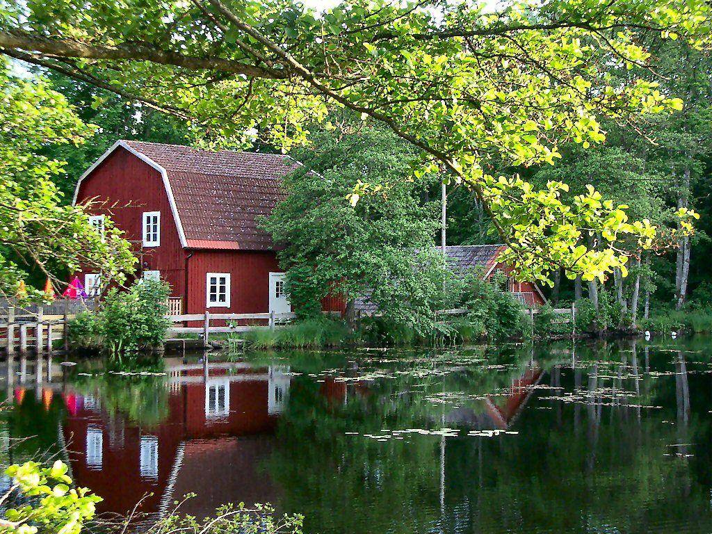 Kvarnen i Knällsberg