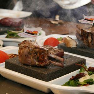 Black Rock Grill på Best Western Plus Västerviks Stadshotell