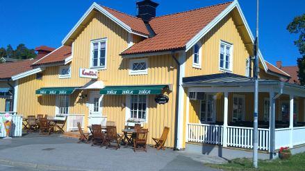Stures Bageri, Café och Restaurang