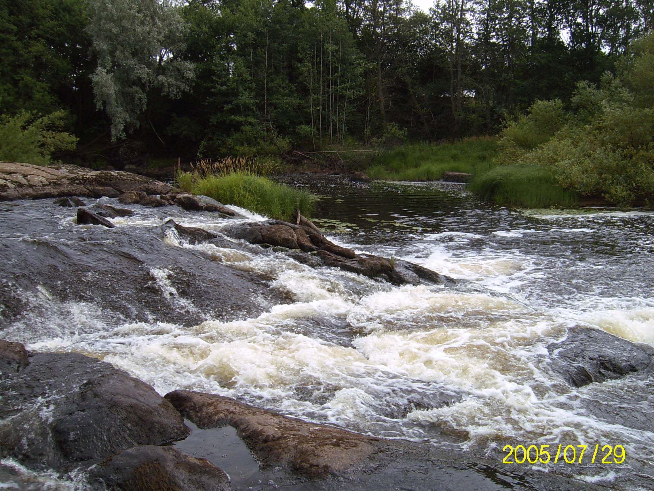 Emån – Klövdala till Ryningsnäs