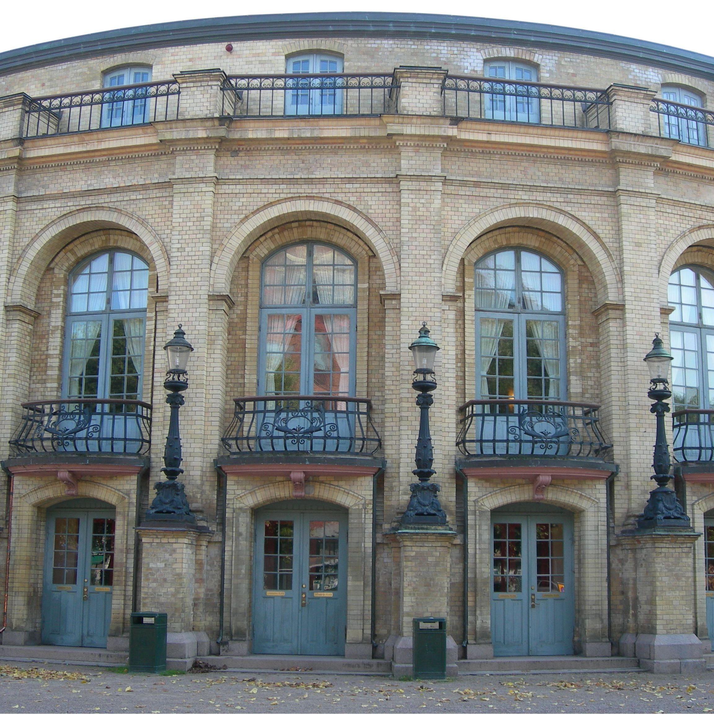 Foto: Turistbyrån Landskrona - Ven, Landskrona teater