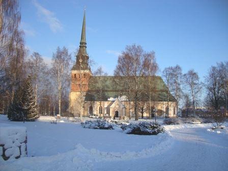 Julotta i Mora kyrka