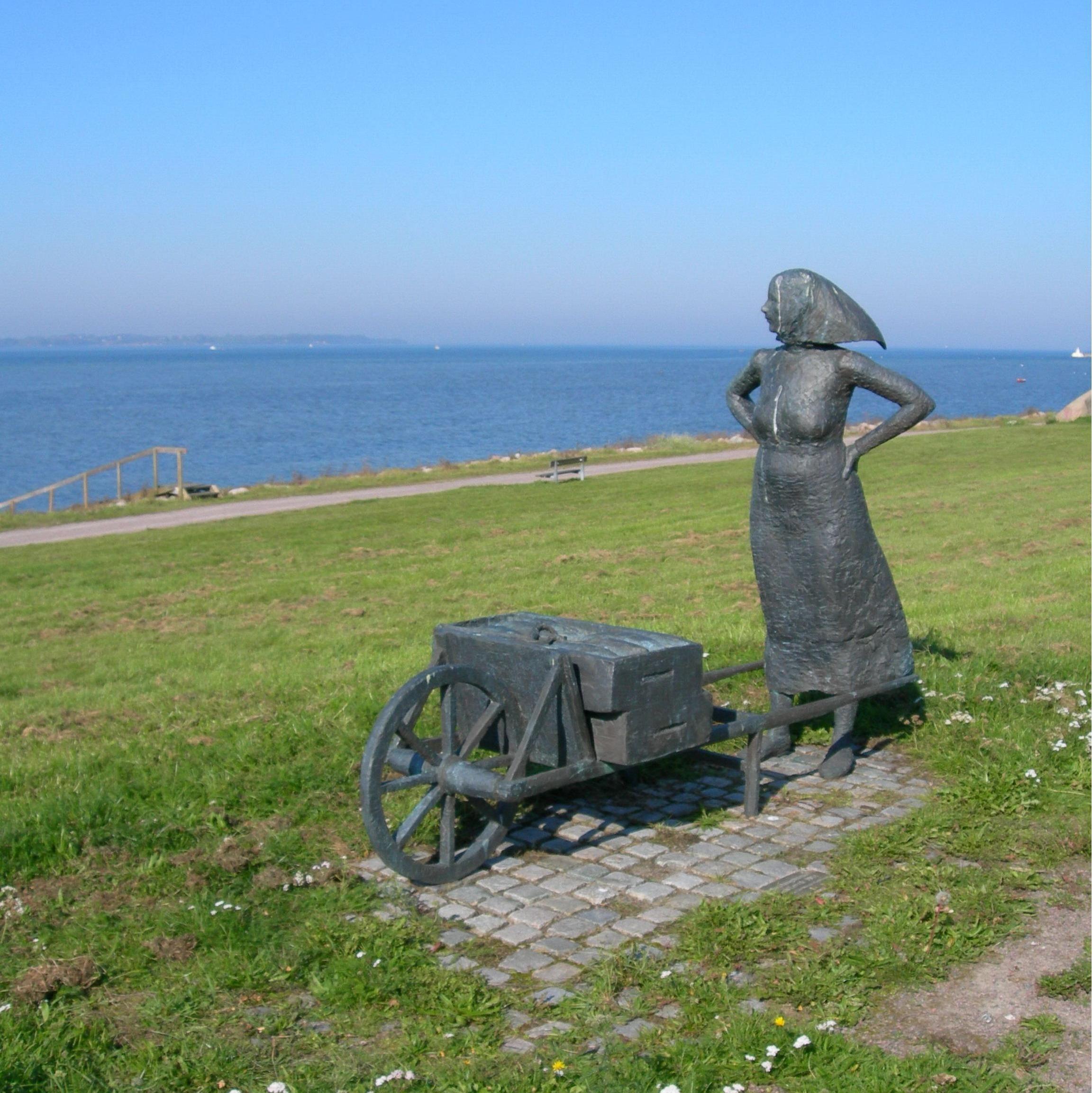 Foto: Turistbyrån Landskrona - Ven, Sculptures and public art