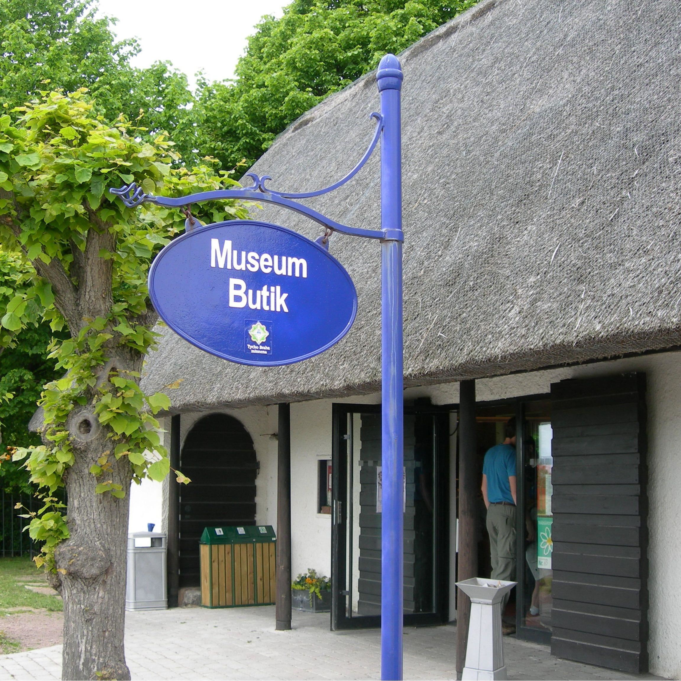 Das Tycho Brahe-Museum -Tycho Brahe-museet