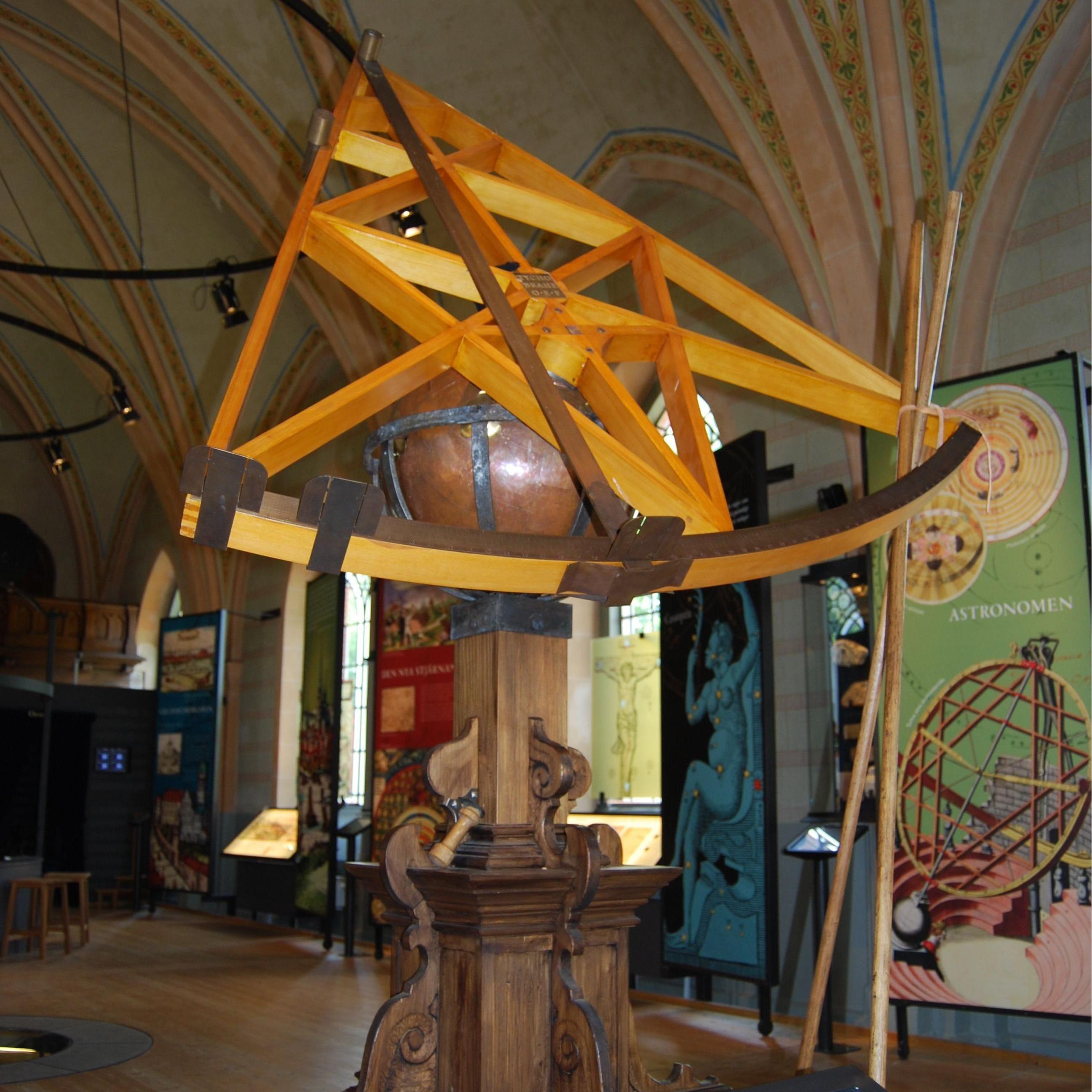 Foto: Turistbyrån Landskrona - Ven, The Tycho Brahe museum