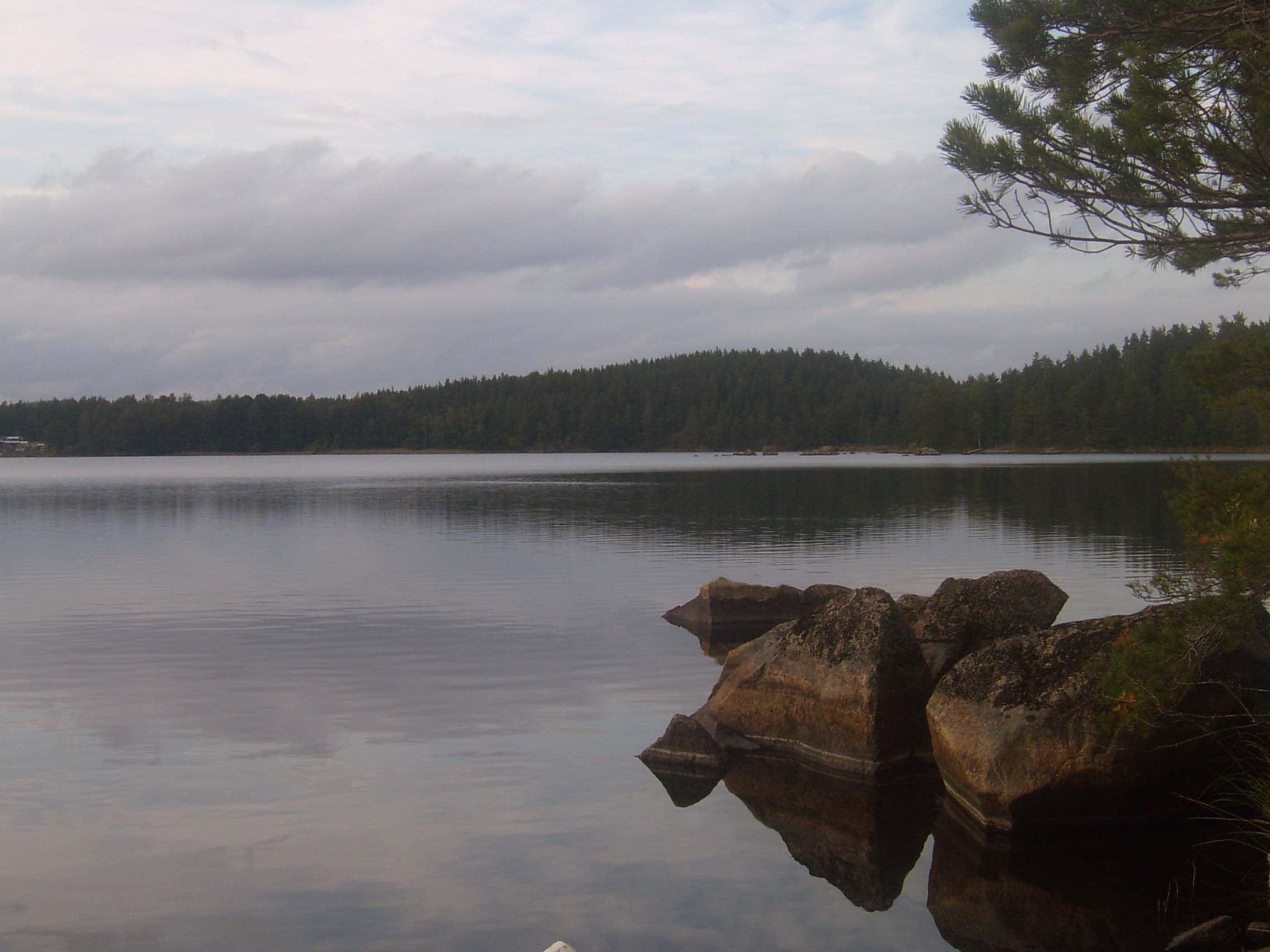 Bysjön, Målilla
