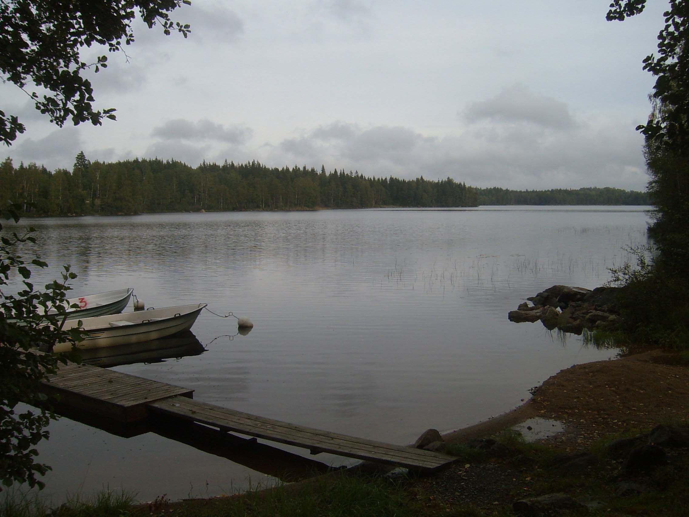 C-J Månsson, Moren, Virserum