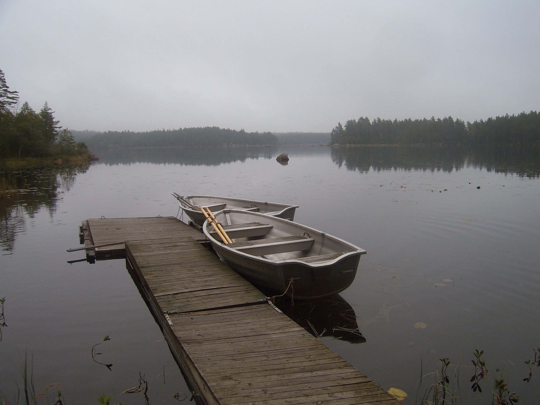 C-J Månsson, Stensjön, Stora Hammarsjöområdet