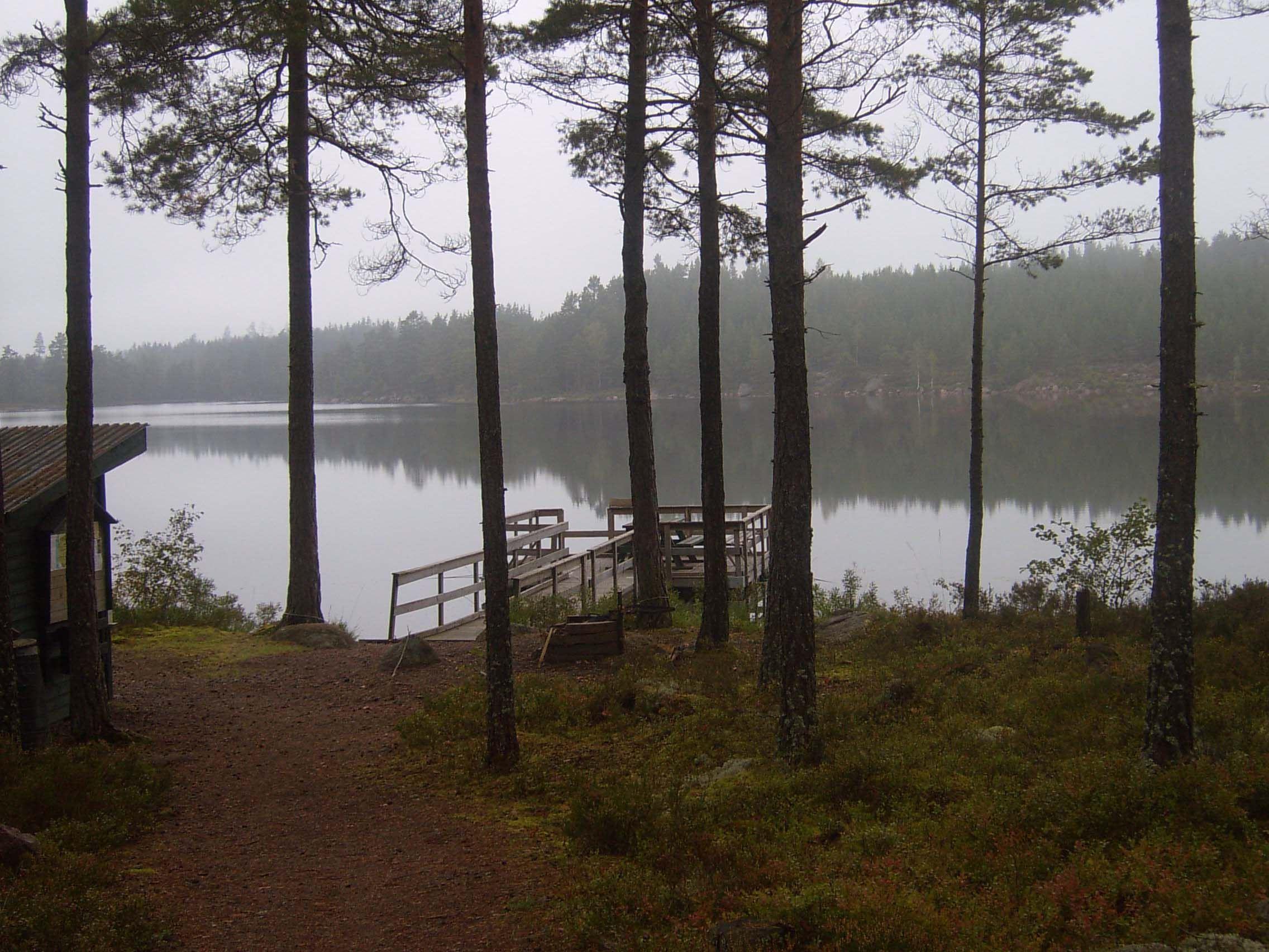 C-J Månsson, Välen, Stora Hammarsjöområdet