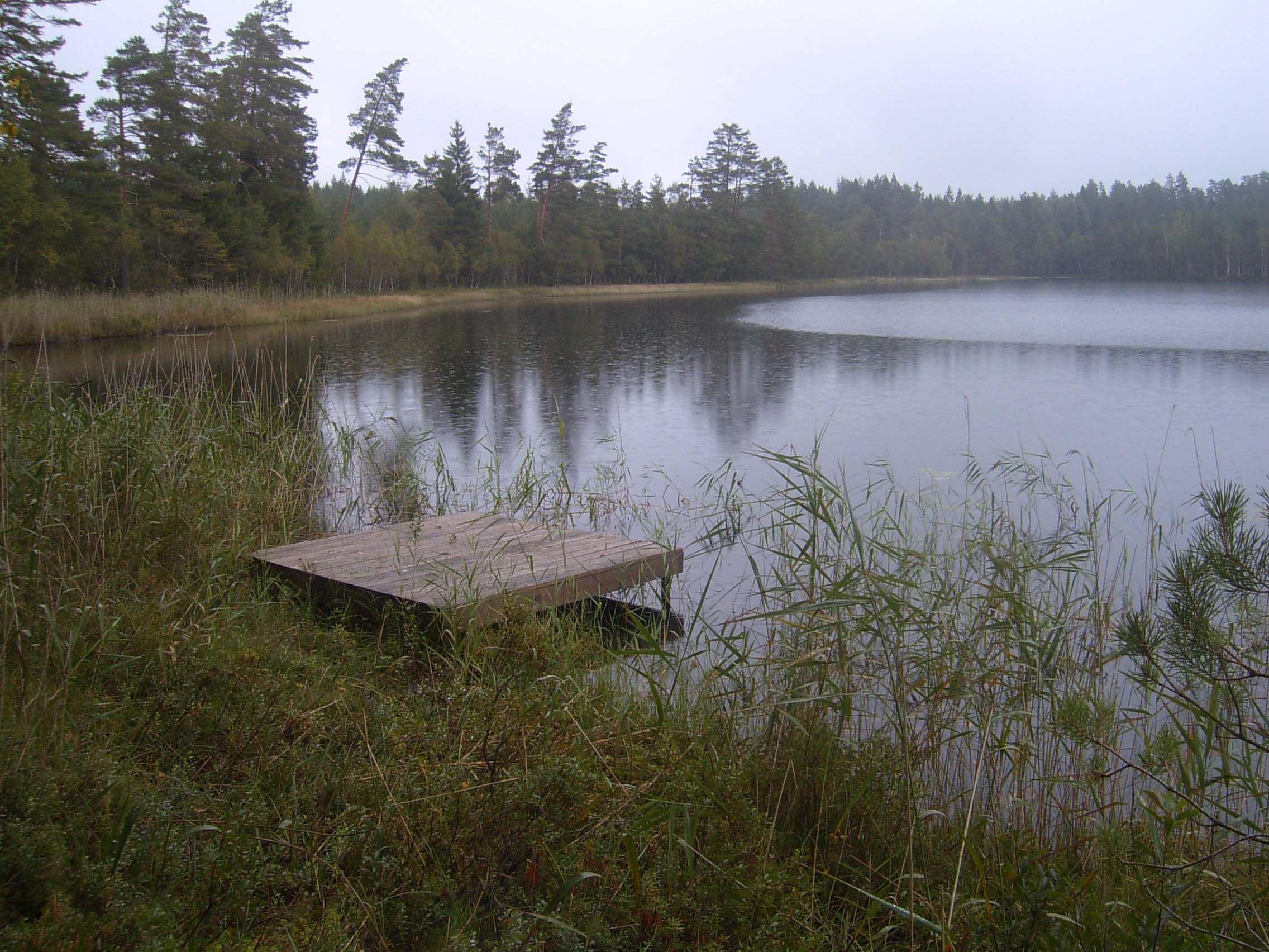 C-J Månsson, Stockebrogöl, Stora Hammarsjöområdet