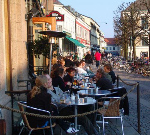 Lunds turistbyrå, Stortorget Restaurant & Bar