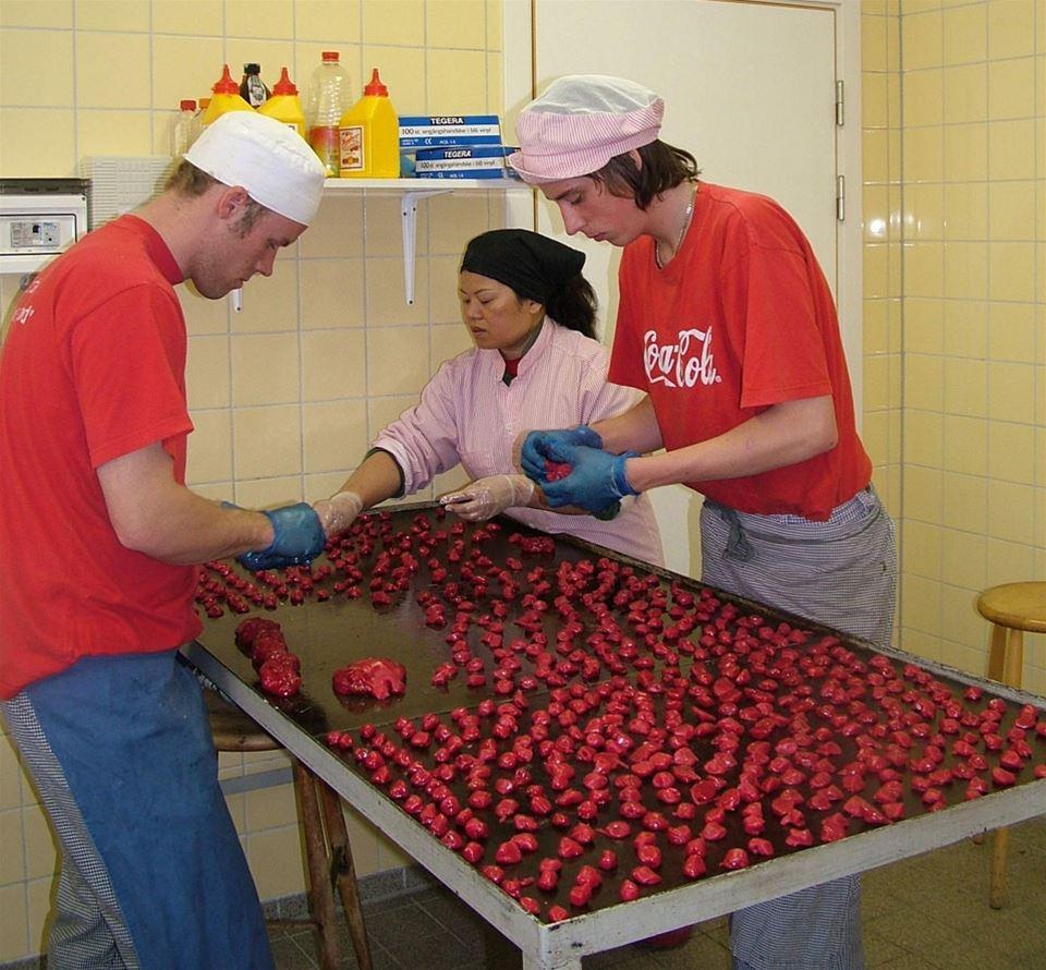 Mariannelunds Zuckerbäckerei