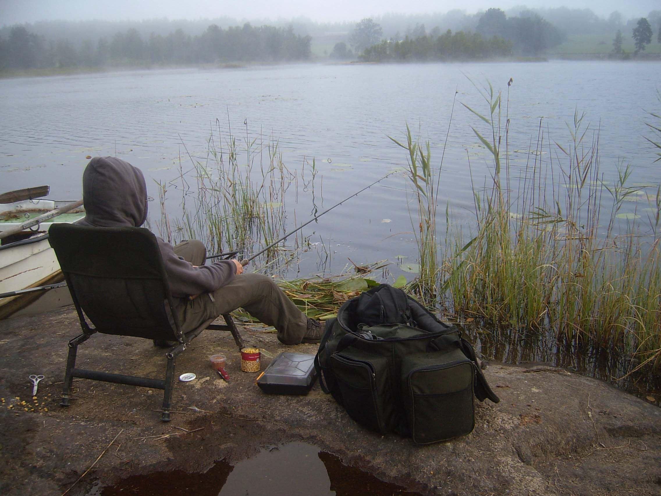 C-J Månsson, Lilla Åkebosjön, Stora Hammarsjöområdet