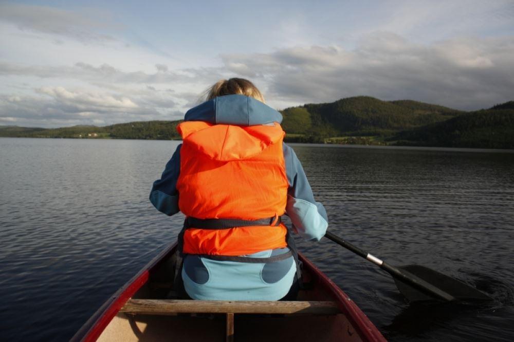 Båtutleie og fiske på Snåsavatnet