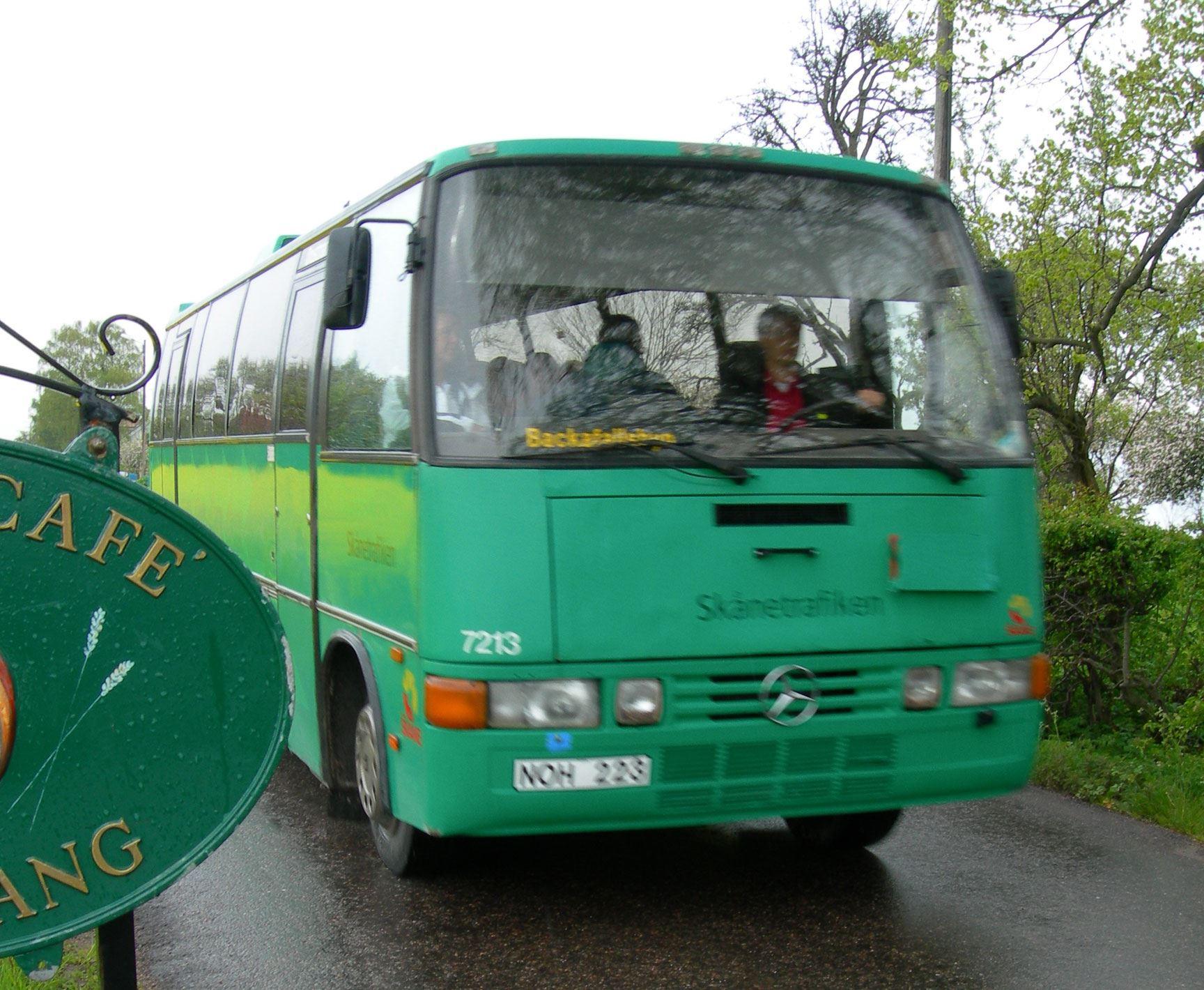 Turistbyrån Landskrona Ven,  © Turistbyrån Landskrona Ven, Venbussen