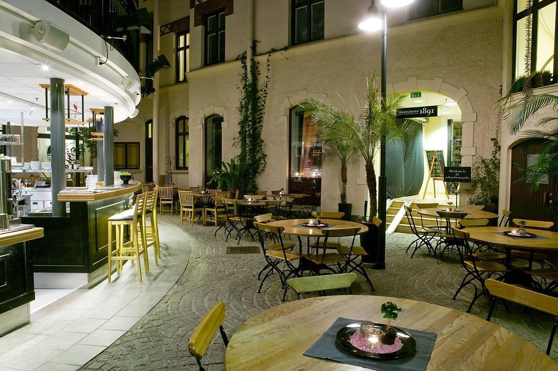 Restaurant Innergården Café 1891