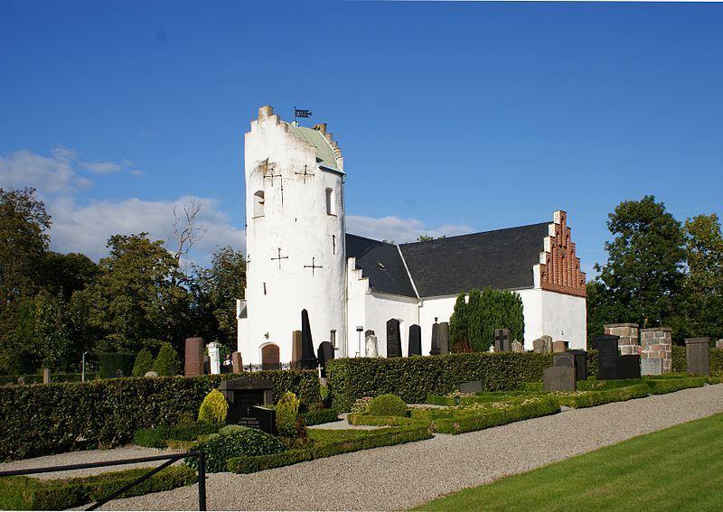 Hammarlöv's church