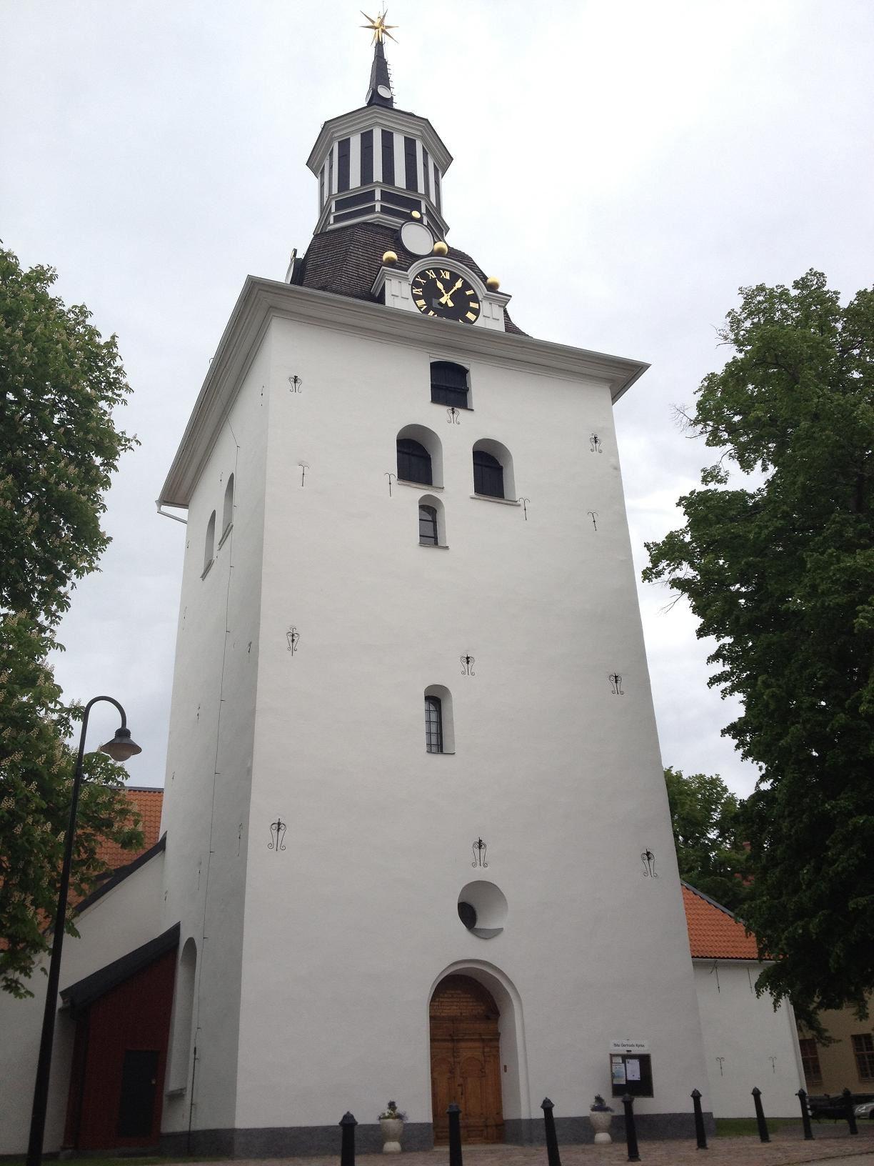 St:a Gertruds Kyrka (St:a Gertruds church)