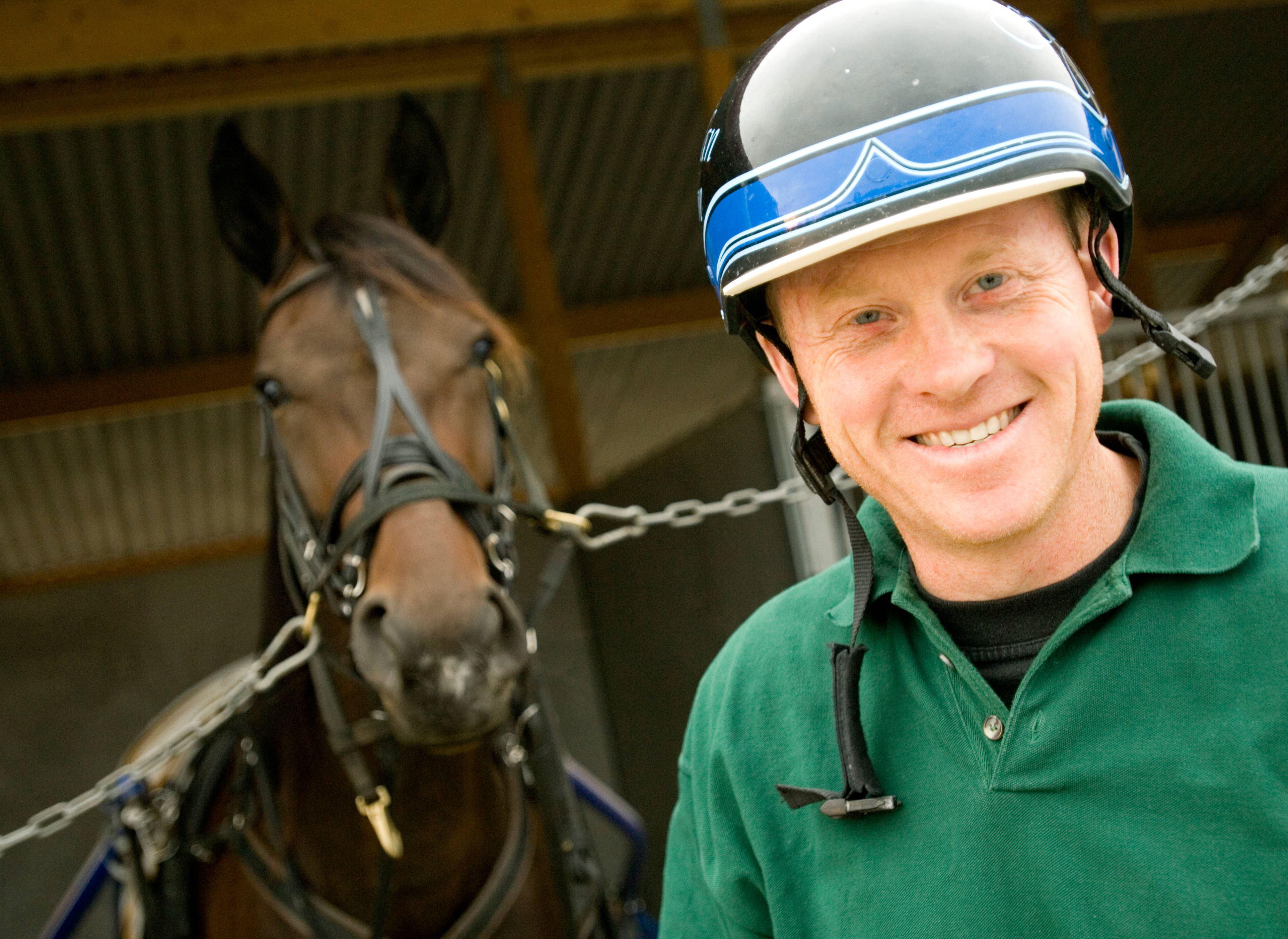 Johan Wingborg,  © Tingsryds Kommun, Häst och kusk