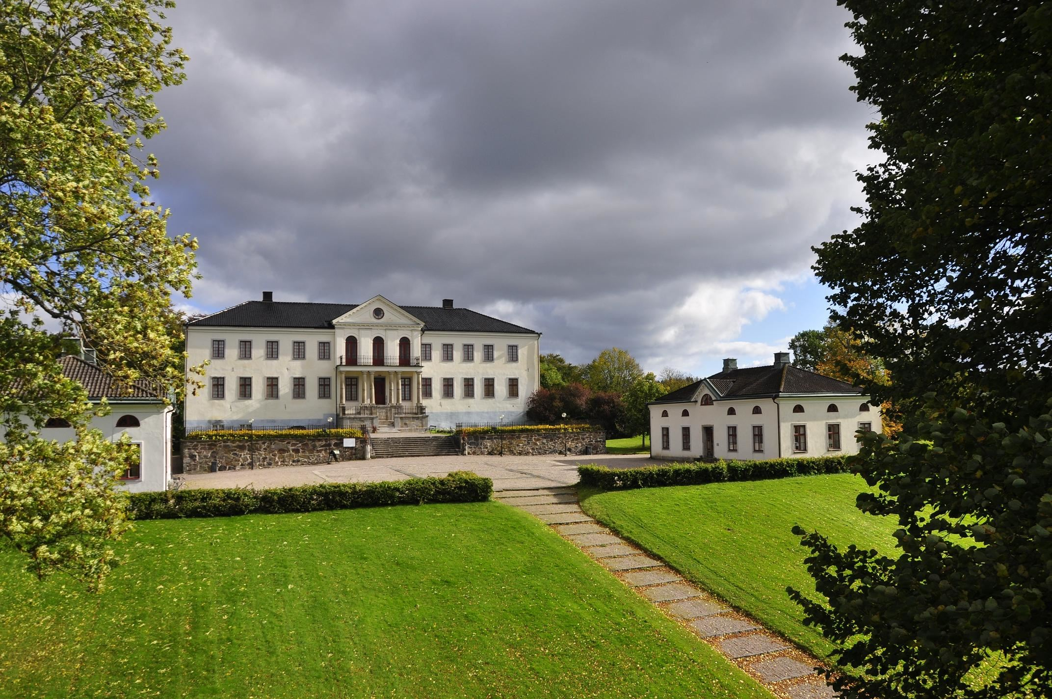 Nääs Slott, South wing, Floda