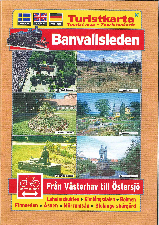 Banvallsleden (The old railway line)