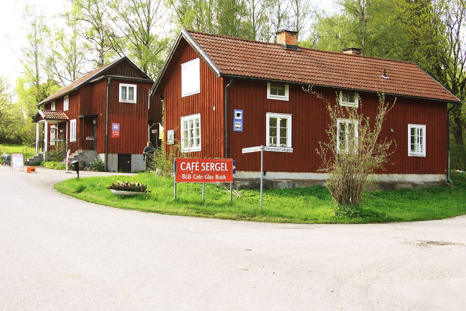 Café Sergel Bed & Breakfast, Lindshammar