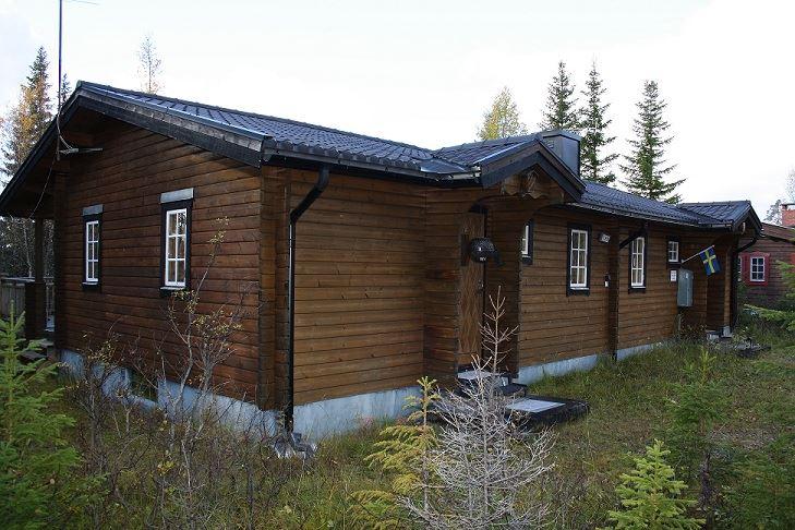 GSB 160A Björnliden, Grövelsjön