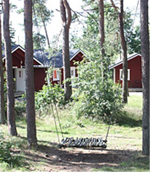 Moarna cottages, Varberg