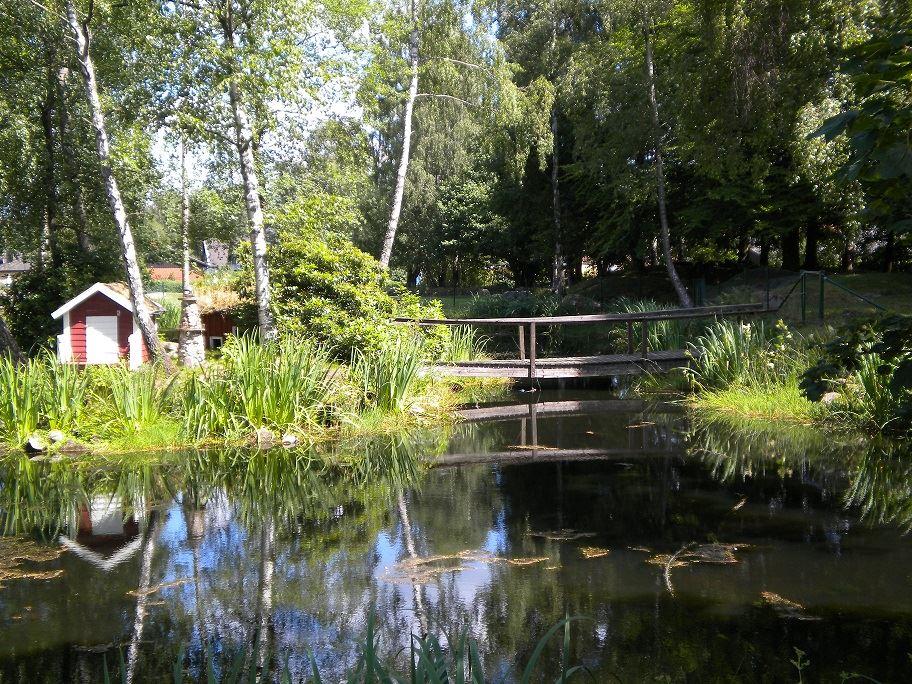 © Vannaröds Slott, Vannaröds Slott och slottspark