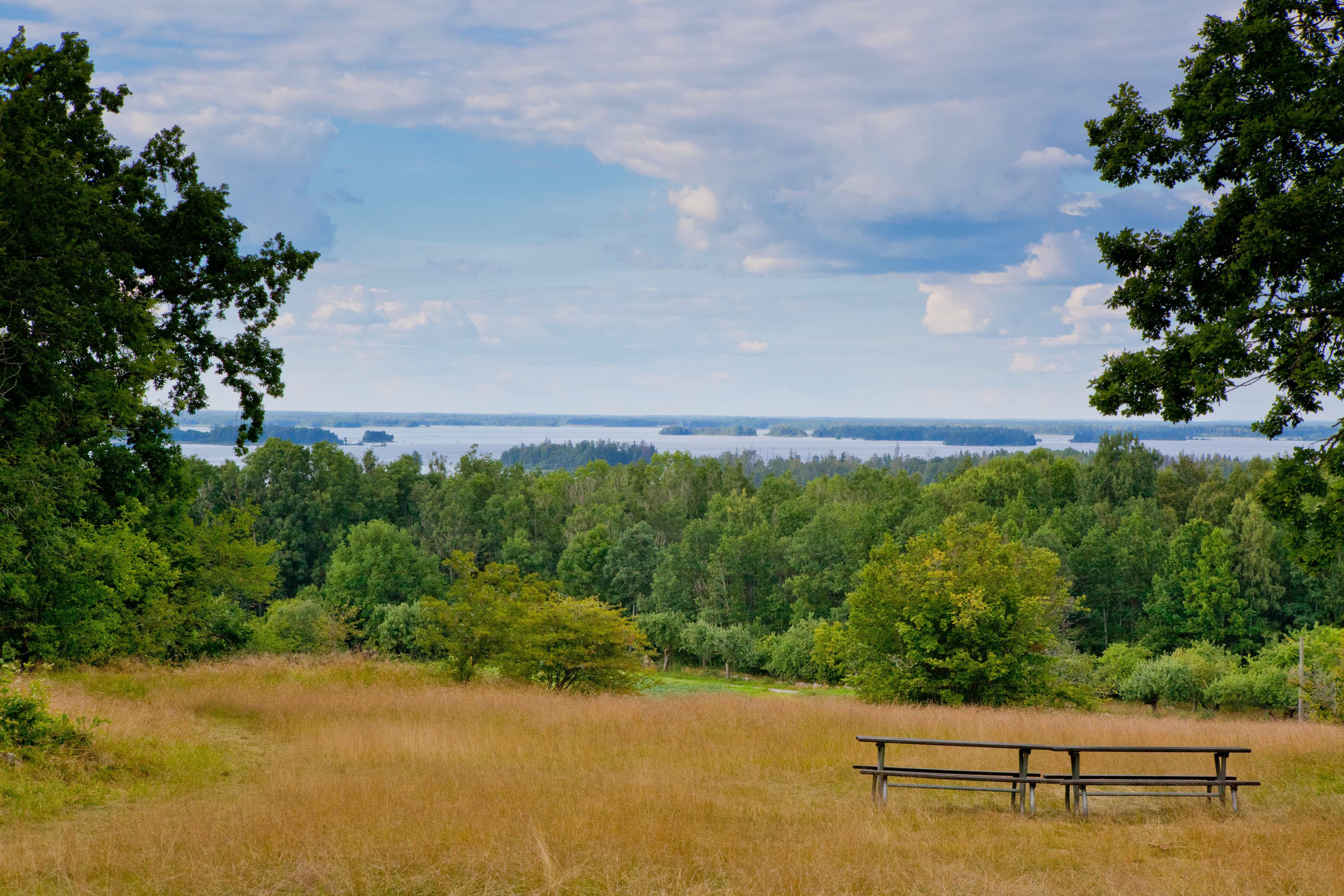 PeKa-foto,  © Tingsryds Kommun, Utsikt över sjön Åsnen