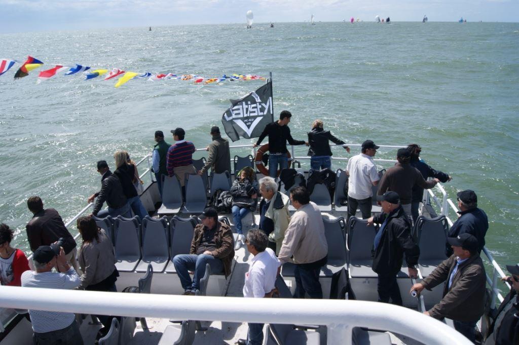 """Croisière Journée à Bord du bateau """"La Lieutenance"""""""