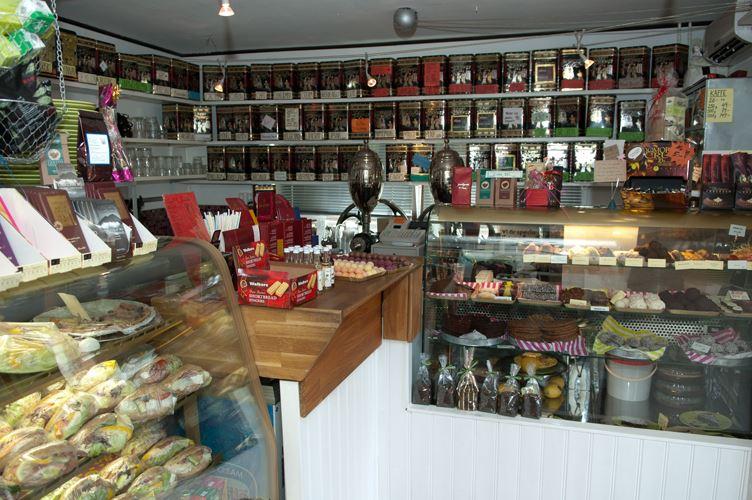 Café Madrix - choklad, te & kaffebod