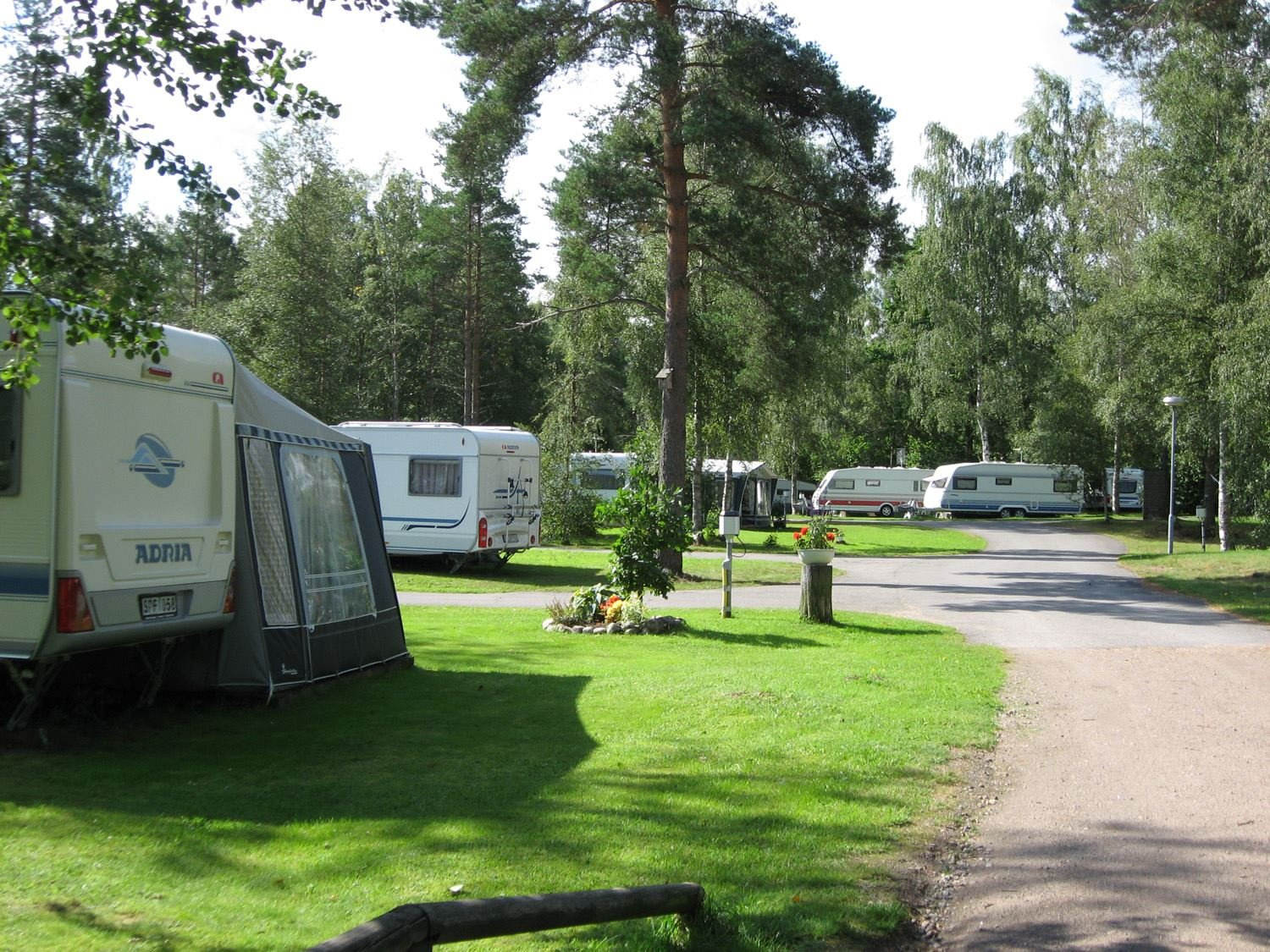 Nordic Camping Hökensås/Cottages