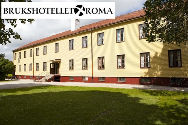 Brukshotellet B&B, SVIF Hostel in Romakloster, Gotland