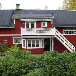 Vildmarkslodgen/Naturarvskompaniet
