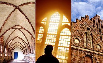 © Klostret i Ystad, Klostret i Ystad
