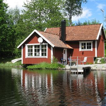 Strandhaus in Småland, Cottages and holiday villages ... on jämtland, södermanland,