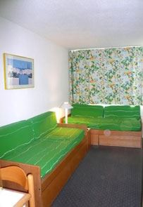 2 rooms 4 pers 150m from the slope / MEDIAN 317