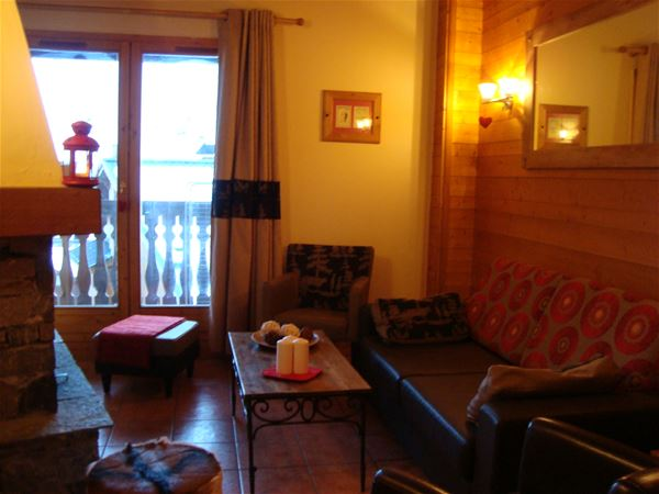 Chalet Selaou 31/ 4 rooms + cabin 6 persons
