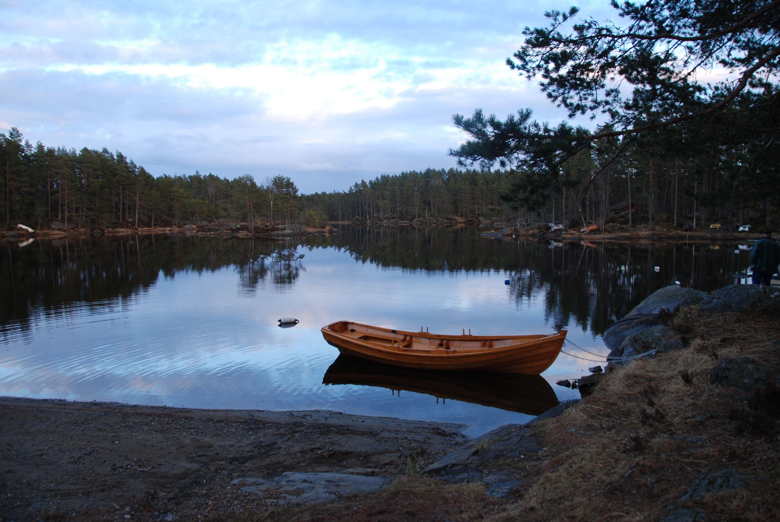 Ole Håkon Heier,  © Ole Håkon Heier, Kveldstemning ved Kløsa