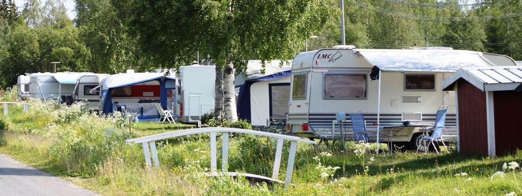 Kukkolaforsen Camping