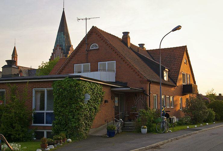 Österlens Gästhärbärge, SVIF Hostel in Glemmingebro