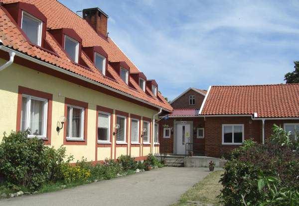 Lyckåhem Hotell och SVIF vandrarhem i Karlskrona