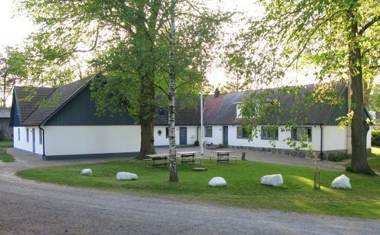 Tygegården SVIF Hostel in Löderup