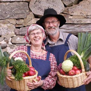 Rita och Lennart Fröberg