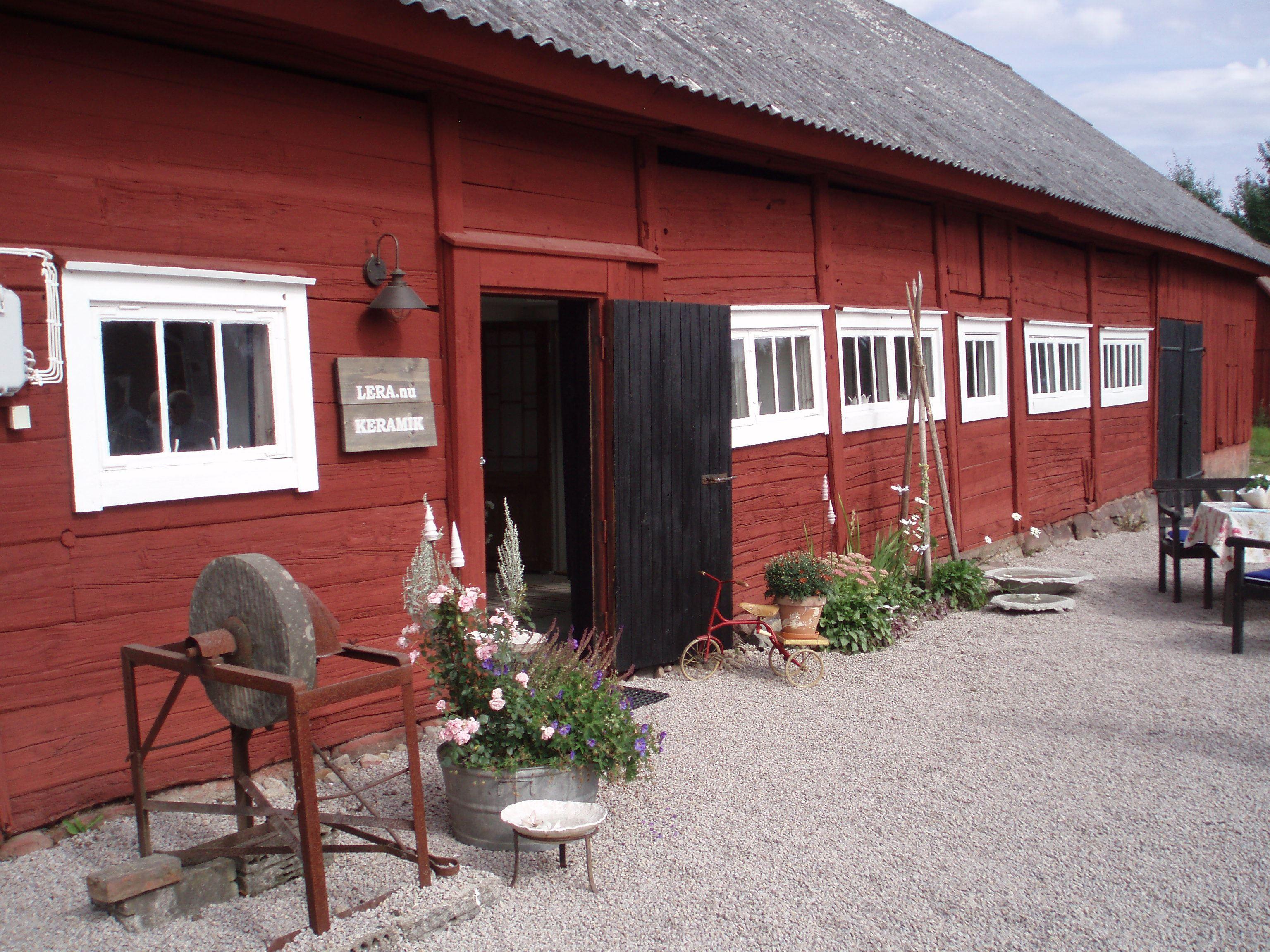 Karin Nilsson,  © Tingsryds Kommun, Keramikverkstad och butik