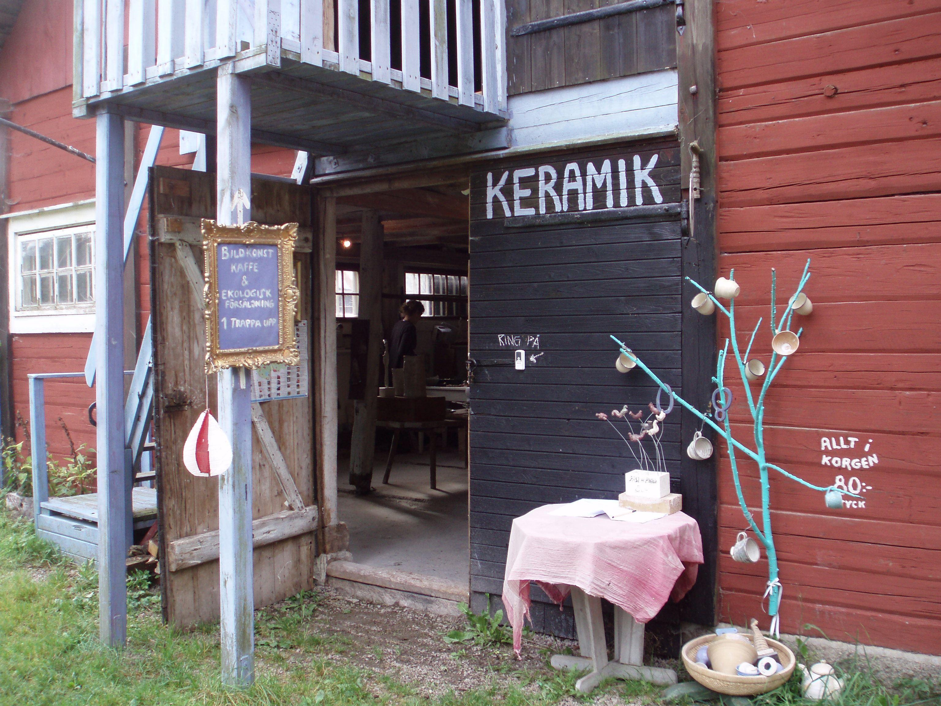 Tingsryds Kommun,  © Tingsryds Kommun, Keramikverkstaden och Ateljén